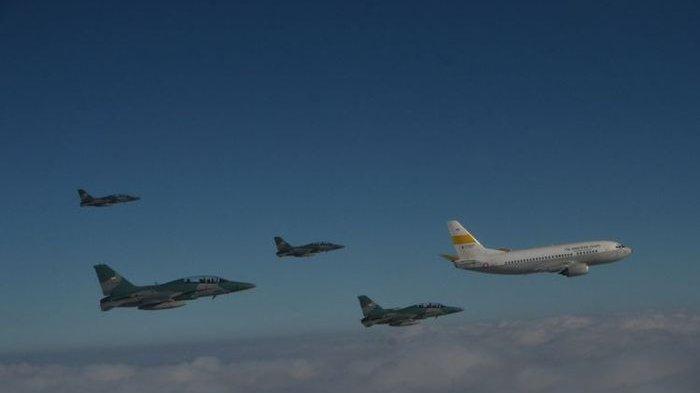 Deal, Menteri Prabowo Beli 6 Pesawat Tempur T-50i Golden Eagle Asal Korea Selatan, Secanggih Apa?