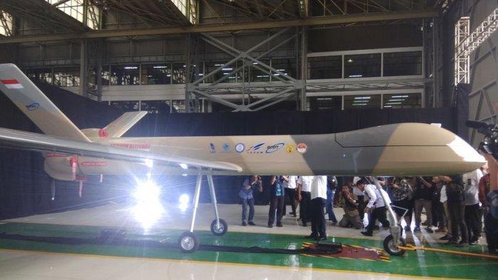Pertama di Asia, PUNA Pesawat Tanpa Awak Karya Anak Bangsa