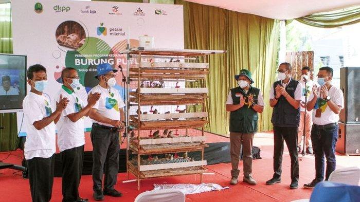 Milenial Diajak Menjadi Peternak Burung Ini Agar Sektor Pertanian Menjadi Lebih Segar dan Atraktif