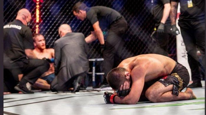 Status Terbaik Khabib Nurmagomedov di UFC Dipertanyakan Jon Jones: Nomor Satu Ini Cuma Omong Kosong