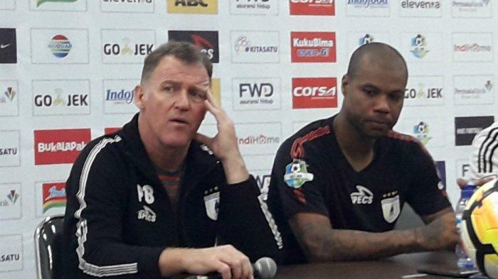 Pelatih Persipura Jayapura, Peter Butler dan Hilton Moreira