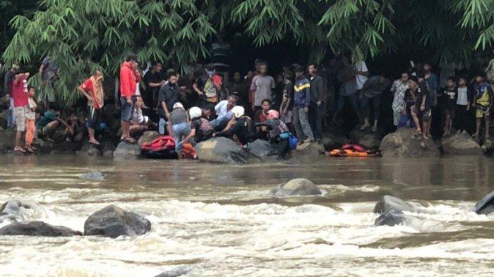 Pamit Memancing, Tatang Ditemukan Dua hari Kemudian di Pinggir Sungai dalam Kondisi Meninggal Dunia