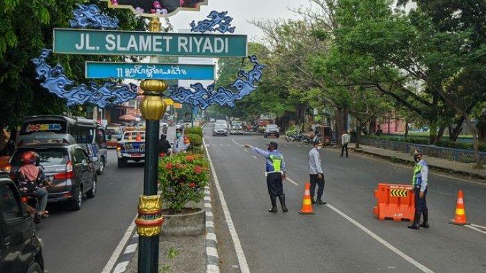 Selama PPKM Mikro Darurat, Lima Ruas Jalan di Kota Cirebon Bakal Ditutup, Ini Daftarnya