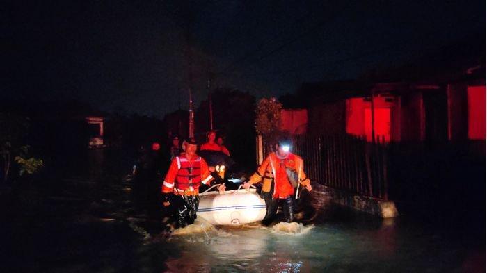 Banjir Juga Melanda Kelurahan Kalijaga Kota Cirebon, Nasrudin Azis Katakan Penyebabnya