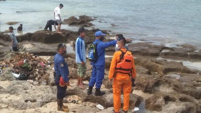 LAGI, Wisatawan Tenggelam di Pantai Santolo Garut, Pencarian Masih Dilakukan