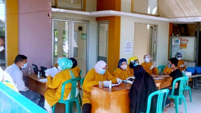 Dari 78 Orang Daftar Relawan Penanganan Covid-19 di Ciamis Hanya Segini yang Dapat Rekomendasi