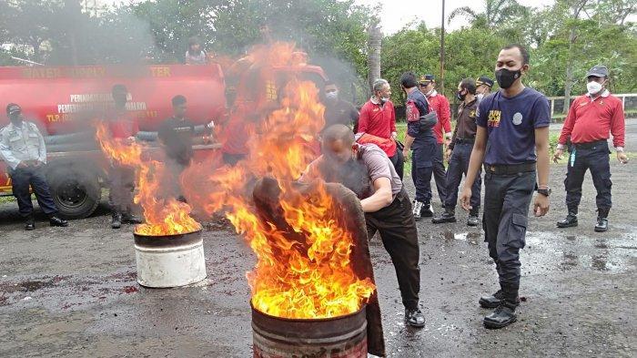 Pasca-Kebakaran Lapas Tangerang, Petugas Lapas Tasik Dilatih tidak Hanya Padamkan Api, tapi Juga Ini