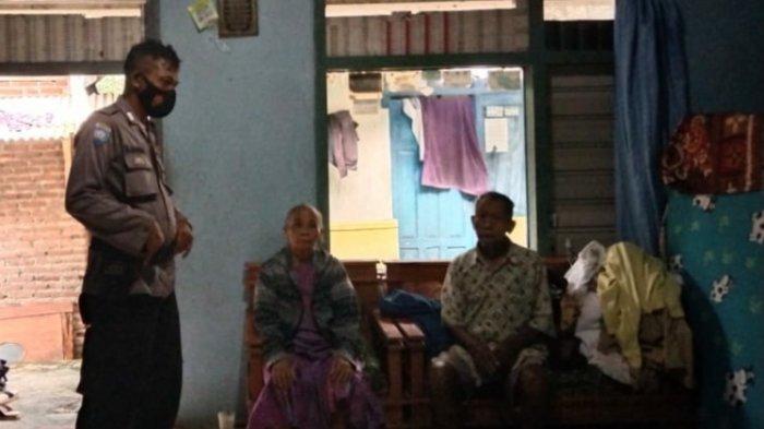 Dua Hari Hujan Deras, Dapur Rumah Kakek Kondo Ambrol Setelah Tebing di Belakang Rumah Longsor