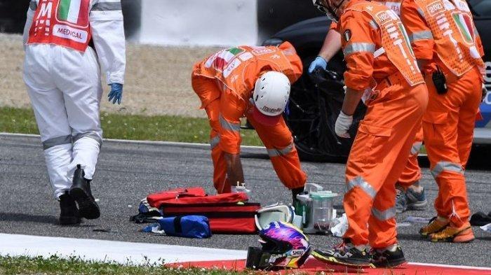 Jason Dupasquier Meninggal Setelah Kecelakaan di Sirkuit Mugello, Ini Ucapan Para Pembalap MotoGP
