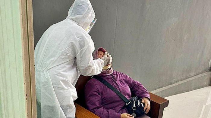 Layanan Rapid Test Antigen Ada di Stasiun Jatibarang Indramayu Mulai Hari Ini, Harganya Rp 105 Ribu