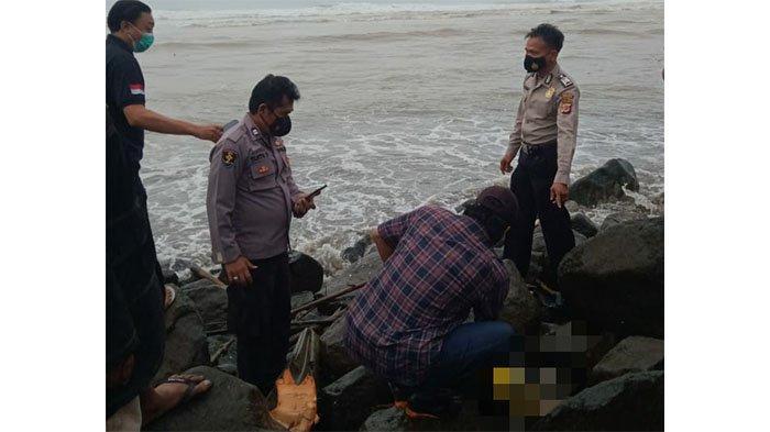 Terhempas Ombak di Pantai Cipatujah Tasikmalaya, Kakek Warso Ditemukan Tewas di Bebatuan