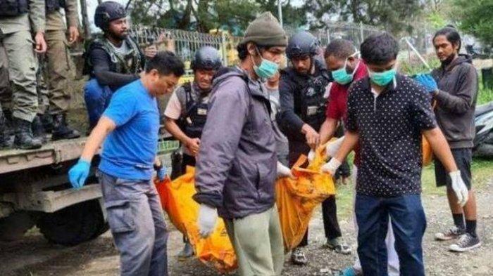 KKB Kembali Berulah, Tembak Tukang Bangunan Hingga Tewas, Serang Anggota TNI dan Polri