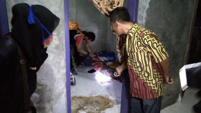Pekan Depan Akan Digelar Rekonstruksi Ayah Racun Anak Hingga Tewas