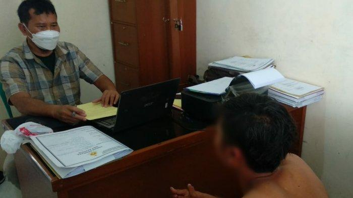 Nekat Curi Ponsel di dalam Masjid, Pemuda Pengangguran di Kota Tasikmalaya Nyaris Diamuk Massa