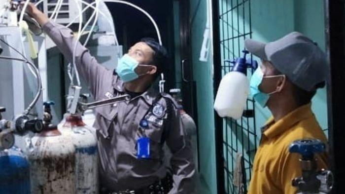 Tabung Oksigen Langka Bikin Rumah Sakit di Cimahi KBB Terancam Kolaps, Polisi Awasi Penimbunan