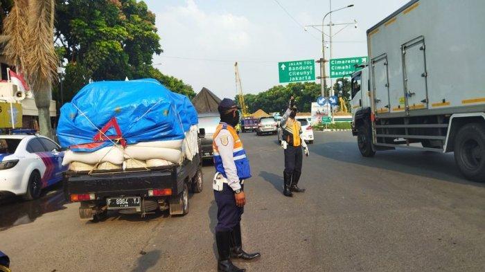Kabupaten Bandung Barat Terapkan PPKM Level 3, Begini yang akan Dilakukan Polisi
