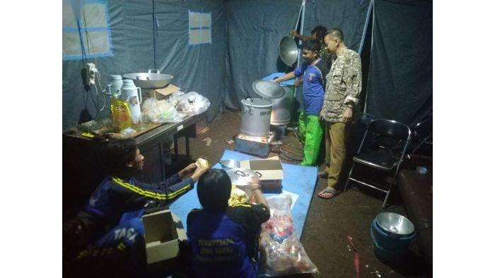 DSPPPA Siapkan Dapur Umum untuk Bantu Warga Terdampak Banjir Kalijaga Kota Cirebon