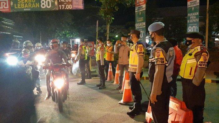 Hingga H-2 Lebaran, Polresta Cirebon Putar Balik Belasan Ribu Kendaraan Pemudik