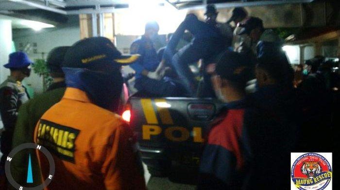 Santri yang Terseret Ombak di Cianjur Ditemukan Tim SAR di Titik 4 Kilometer dari Lokasi Awal