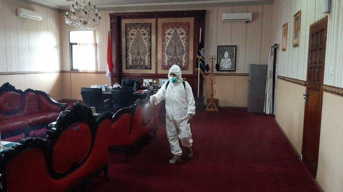 Pemerintahan Dipastikan Berjalan Normal Meski Bupati Cirebon Terkonfirmasi Positif Covid-19