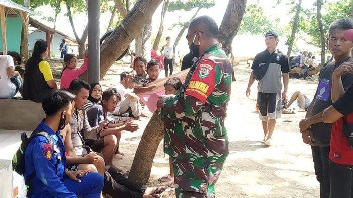 BREAKING NEWS Empat Pemuda Bandung Tenggelam di Pantai Santolo Garut, Seorang Dinyatakan Hilang