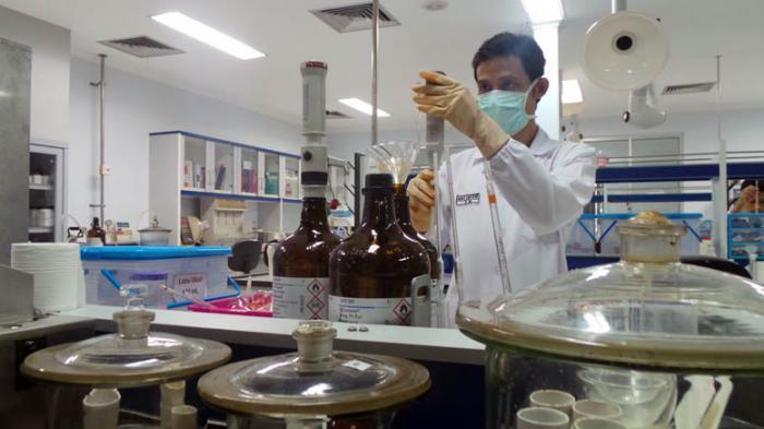 Industri Bahan Kimia di Jabar Meningkat
