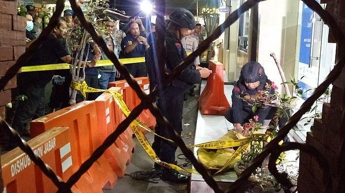 High Explosive atau Low Explosive, Polisi Belum Bisa Pastikan Kekuatan Bom yang Ditemukan di Cirebon