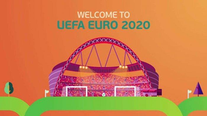 Jadwal Lengkap Piala Eropa 2020, Live Streaming TV Bersama di RCTI