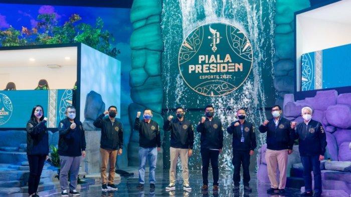 Piala Presiden Esports Resmi Dibuka, 61.785 Atlet akan Memperebutkan Hadiah Rp 2 Miliar