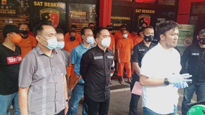 Selama Desember, 21 Orang di Bandung Ditangkap karena Terlibat Kejahatan Jalanan Curas dan Curat