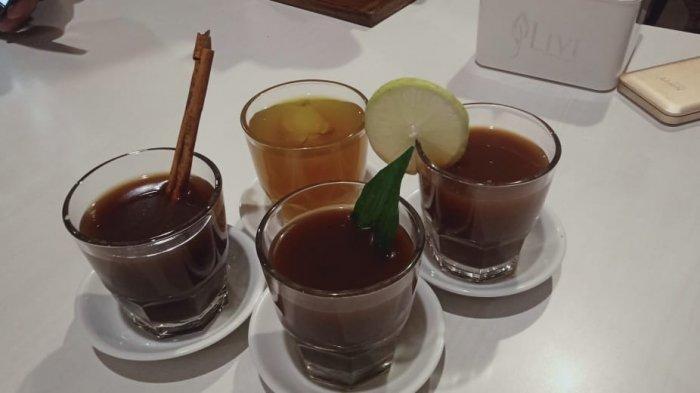Kombinasi Minuman Jahe, Hangatkan Tubuh saat Musim Hujan