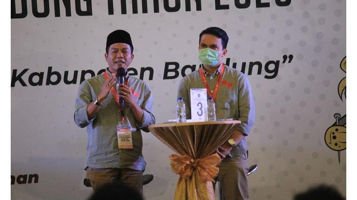 Pasangan Nomor Urut 3 di Pilkada Kabupaten Bandung 2020, Dadang Sahrul Bertekad Membangun Smart City