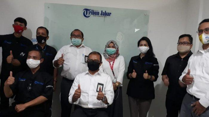 PLN Jabar Silaturahmi ke Tribun Jabar, Ceritakan PLN Trending, Keluhan Pelanggan, dan Penjelasannya