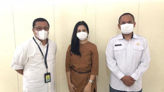 Pimpinan Tribun Jabar Jalin Silaturahmi dan Kerja Sama dengan Humas Pemkab Bandung