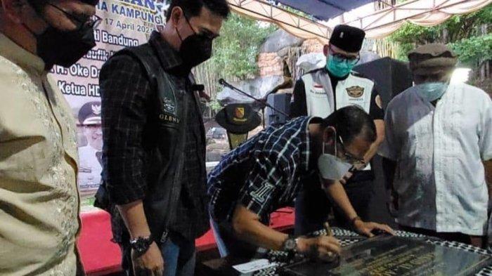 Di Bulan Ramadan Ini, HDCI Bangun Masjid Al-Aqsha di Cilengkrang Bandung