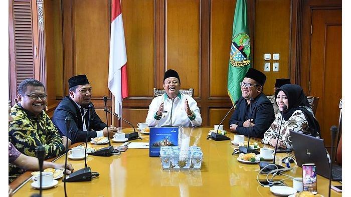 Pemprov Minta Sapuhi Jabar Sosialisasikan BIJB sebagai Home Base Haji dan Umrah