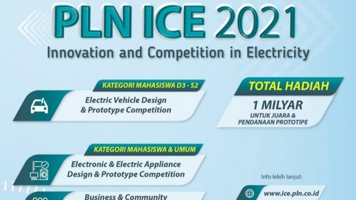 PLN ICE 2021 (Innovation & Competition in Electricity)