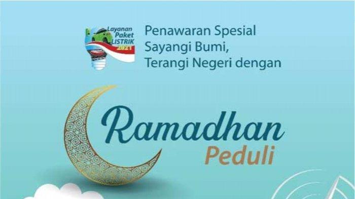 Program Ramadhan Peduli PLN, Tambah Daya Sekaligus Membantu Sesama