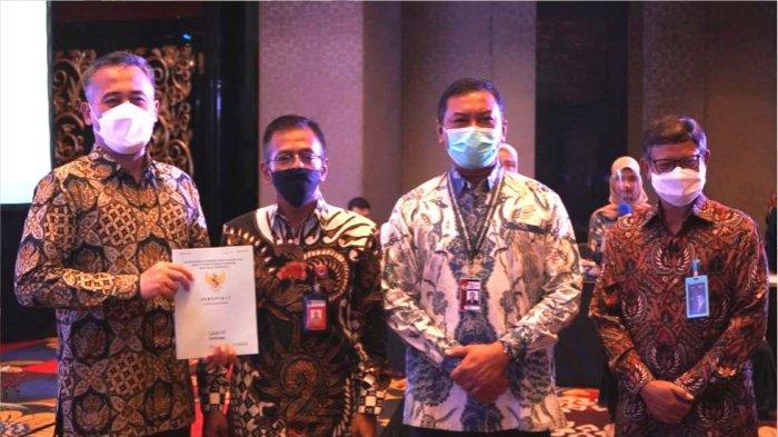 PLN kerja sama dengan BPN dan KPK terbitkan 134 sertifikat tanah di Jawa Barat