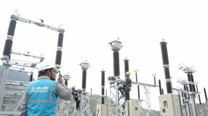 PLN UIP JBT Dukung Pembangunan Infrastruktur Kelistrikan Jawa-Bali