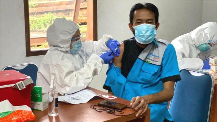 Dukung Program Vaksinasi, PLN UID Jabar Vaksinasi Lebih Dari 5000 Pegawai