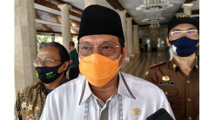 Plt Bupati Indramayu Taufik Hidayat Masuk Tahap Pertama Vaksinasi Covid-19