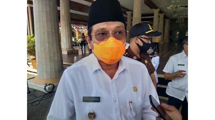 Padahal masih Zona Kuning, Kesadaran Masyarakat Indramayu Pakai Masker Baru 50 Persen