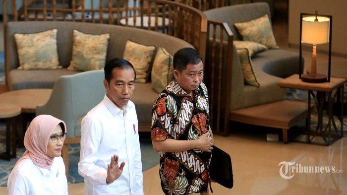 Listrik Padam se-Jakarta-Banten-Jabar, Jokowi Marah Dua Menteri Ogah Bersuara