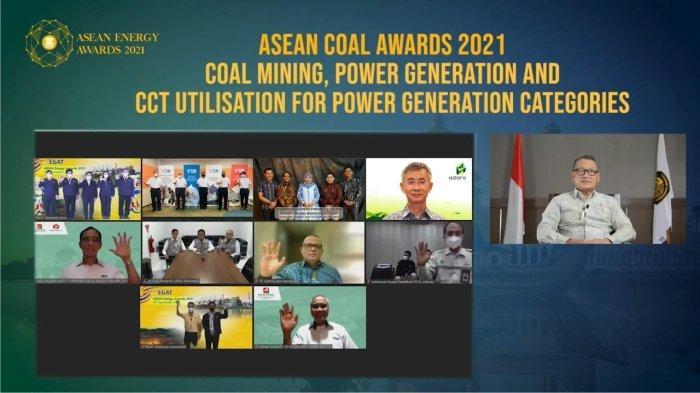 PLTU Co-firing Enceng Gondok Raih Penghargaan Internasional, PLN Komitmen Pada Isu Lingkungan
