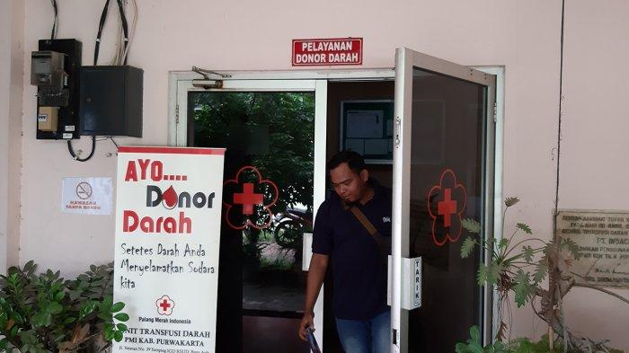 Stok Darah di PMI Purwakarta Menipis, Padahal Permintaan Tiap Hari Tinggi