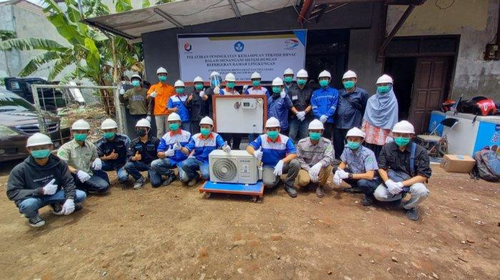 Polban Bandung Gelar Peningkatan Kemampuan Teknisi RHVAC, Sistem Refrigeran Ramah Lingkungan