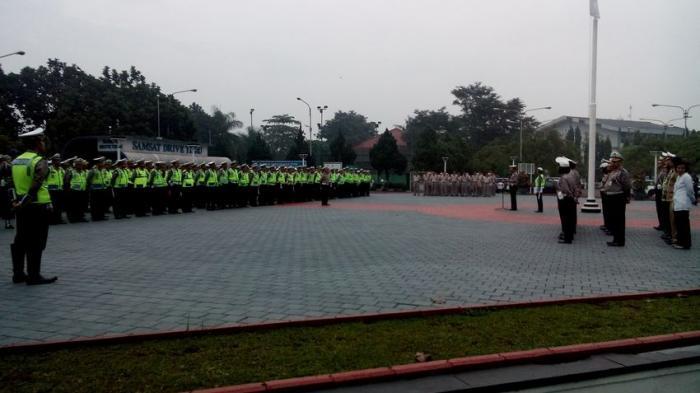 Polisi Minta Saran Masyarakat saat Operasi Simpatik Lodaya