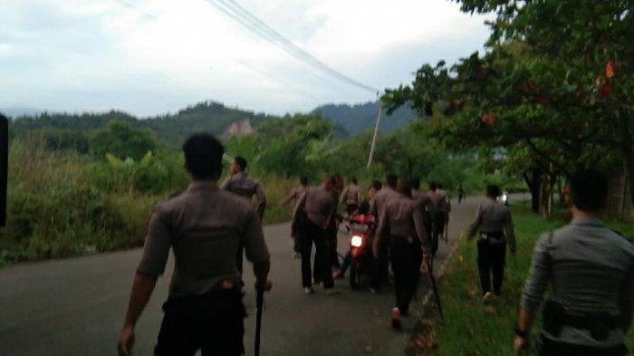 Buat Resah Warga, Polisi Amankan Motor yang Dipakai Balapan Liar di Palabuhanratu Sukabumi