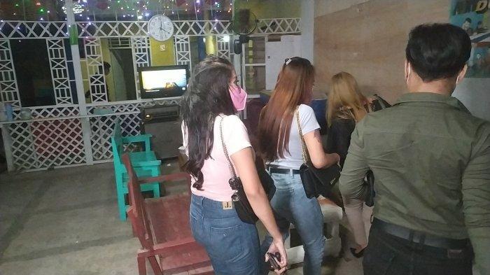 Terjaring Razia di Tempat Hiburan di Citepus Sukabumi, 3 PL Ternyata Positif Narkoba